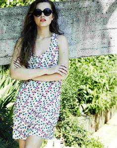 MARIE SIXTINE DRESS SS15
