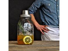 32-oz. Mason Jar Cocktail Shaker by W&P Design at Cooking.com