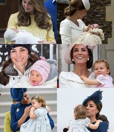 "Princess Charlotte on Twitter: ""she's such a mummy's girl #RoyalVisitCanada"
