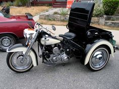 1962     Harley     Servi Car