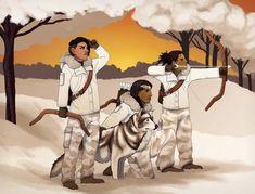 Hunters of Artemis Percy Jackson Fan Art, Percy Jackson Memes, Percy Jackson Books, Percy Jackson Fandom, Solangelo, Percabeth, Magnus Chase, Hunter Of Artemis, Thalia Grace