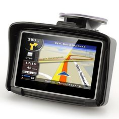 Motorbike GPS Navigation