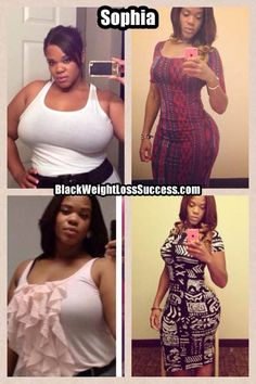 Updated: Sophia lost a total of 95 pounds. She shared her story with us.  Check it out.