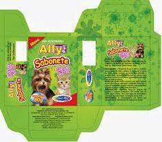 Resultado de imagem para embalagens de sabonete para cachorro