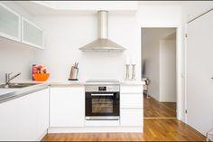 Swedish white kitchen modern scandinavian