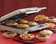 pie maker! cool!