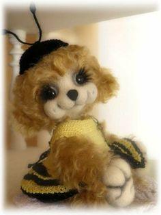 I can not bear, I'm a bee! by Sadovskaya Tatiana