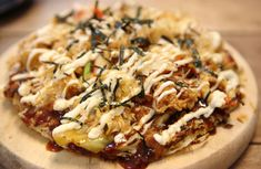 Mmmm… Okonomiyaki! Check out these 10 fantastic foods to eat in #Japan. But WARNING: photos may cause drooling & desire to #travel to Japan!