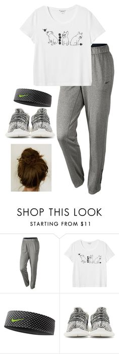 """""""I won my soccer game yesterday!!"""" by classyandsassyabby ❤ liked on Polyvore featuring NIKE, Monki, soccer, nike and Yeezy"""