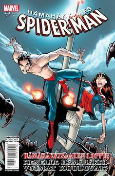 Hämähäkkimies - Spider-Man nro 12/2013. #sarjakuva #sarjakuvalehti #sarjis #egmont #marvel