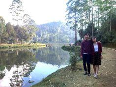 Situ Cisanti - Pangalengan, West Java, Indonesia