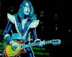 Ace Frehley Les Paul - History 1976 to 1977