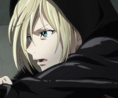 Find images and videos about anime, yuri and yuri on ice on We Heart It - the app to get lost in what you love. Yuri Plisetsky, Tsundere, Manga Anime, Anime Art, ユーリ!!! On Ice, Handsome Anime Guys, Anime Screenshots, Arte Pop, Yuri On Ice