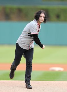 Throwing the first pitch at a Detroit Tigers vs. White Sox game: 7/29/14
