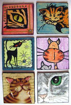 Cat inchies