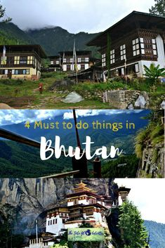 4 things to do in bhutan