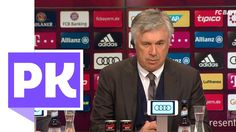 Ancelotti witzelt über Neuer