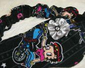 Betty Boop Sleep Mask