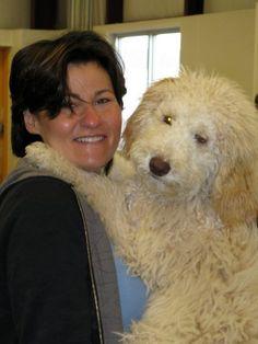 Veterinary Technician's Destiny, Training Service Dog