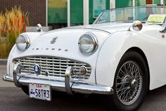 1958 Triumph TR3 Maintenance/restoration of old/vintage vehicles: the material for new cogs/casters/gears/pads could be cast polyamide which I (Cast polyamide) can produce. My contact: tatjana.alic@windowslive.com