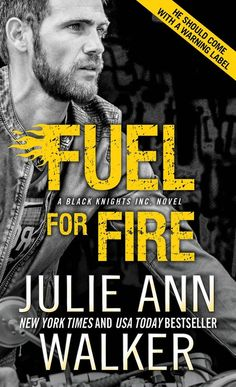 Fuel for Fire by Julie Ann Walker had me on the edge of my seat from beginning to end. It's one of those stories that has you reading as fast as you can to get to the end but also don't… Julie Ann Walker, Helen Williams, Reading Online, Book Lovers, Books To Read, Novels, Fire, Knights, Book Reviews