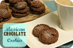 Mexican #Chocolate Cookies  http://cookinginstilettos.com/recipe-redo-mexican-chocolate-cookies/