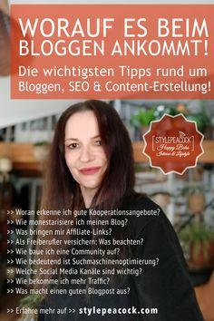 Du willst wissen, worauf es beim Bloggen wirklich ankommt? Die wichtigsten Tipps rund um deinen Blog, Social-Media-Kanäle, Content, Follower, Community, Kooperationen und Affiliate-Marketing. Wie versichere ich mich als Soloselbstständiger und Freiberufler? Was verdient ein Blogger, Influencer und Content Creator? Erfahre hier mehr >>> Design3000, Design Bestseller, Influencer, Affiliate Marketing, Lifestyle Blog, Thankful, Social Media, Tutorials, Hacks