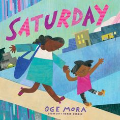 Caldecott Honoree Mora (Thank You, Omu!, returns in this sophomore offering about a mother and daughter's special Saturday. Best Seller Libros, New Books, Good Books, Library Books, Christian Robinson, Star Pictures, Early Literacy, Kids Boxing, Story Time