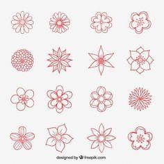 112 Best Flower Drawings Images In 2019 Beautiful Flowers
