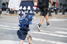 Details from New York fashion week spring/summer '15 street style gallery - Vogue Australia