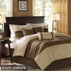 Madison Park Lafayette 7-piece Comforter Set - Overstock™ Shopping - Great Deals on Madison Park Comforter Sets