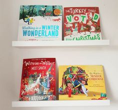 We Wish for a Monster Christmas included in Christmas book roundup