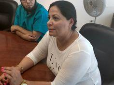 <p>Chihuahua, Chih.- Esta tarde en entrevista con la diputada y presidenta de la Junta de Coordinación Política (Jocopo), Diana Karina