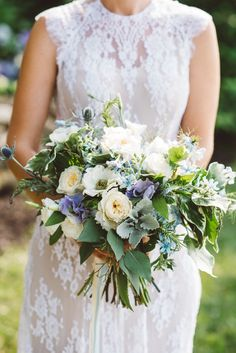 Gorgeous bouquet by Molly Taylor & Co. / Photography: Aster + Olive Photography