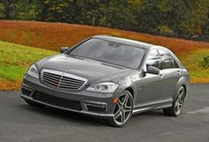 The New Mercedes-Benz S63 AMG has Been Officially Unveiled