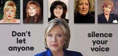 Brazen Mrs. Clinton Declares: All Victims of Sexual Assault Should Be Believed - The Rush Limbaugh Show