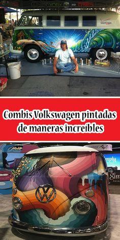 Combis Volkswagen pintadas de maneras increíbles #Combi #Pintura #Volkswagen Painting Tattoo, Body Painting, Volkswagen, 3d Chalk Art, Boris Vallejo, Dark Fantasy Art, Papua New Guinea, Black And Grey Tattoos, Face Art