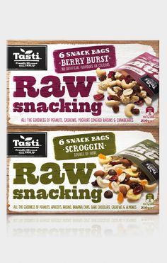 Tasti Foods - Brother Design