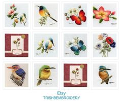 Welcome to Trish Burr's Embroidery | Trish Burr Embroidery