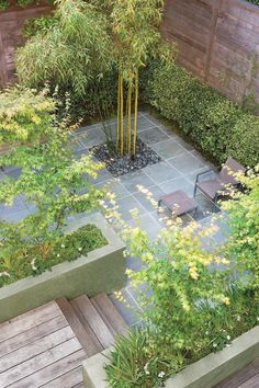 A Jewel Box Townhouse Garden Gardenista (surprises me everytime this happens @Susan Durrett)