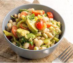 Υγιεινή δίαιτα εξπρές 15 ημερών από τη δρ Μαρία Ψωμά - Shape.gr Fruit Salad, Cobb Salad, Salads, Food, Gourmet, Fruit Salads, Essen, Meals, Yemek