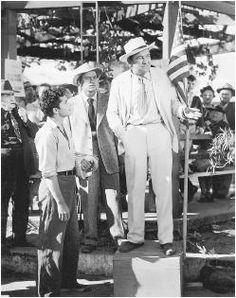 El político [All the King's Men]. Estados Unidos, 1949. Dir. Robert Rossen. Int.: Broderick Crawford, Mercedes McCambridge, John Ireland, Joanne Dru, John Derek.