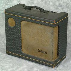 Gretsch 6161 Electromatic Twin amp