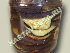 баклажаны, консервированные в масле | приготовление - 6 шаг