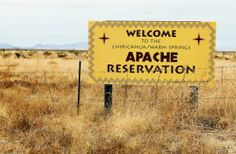 Fort Apache Indian Reservation, Arizona
