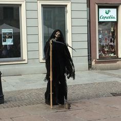 Hi Deadpool I found your sweetheart <3 #death #deadpool #danzig #gdańsk #longstreet #scythe