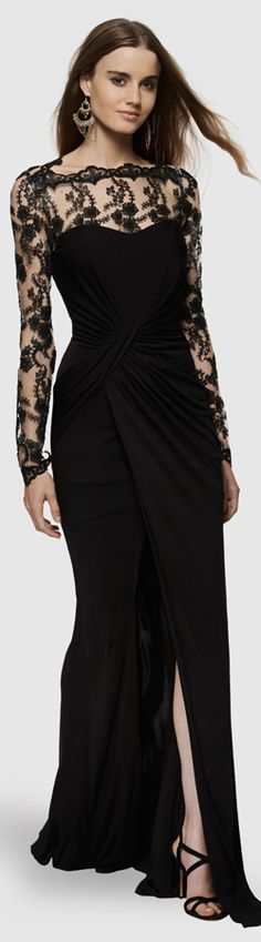 party dress http://styleapparels.com/product-category/christmas/party-dress/ by David Meister