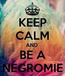 Negromie Forever Keep Calm, Stay Calm, Relax