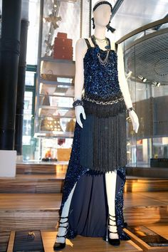 Catherine Martin-Miuccia Prada Dress The Great Gatsby 2013