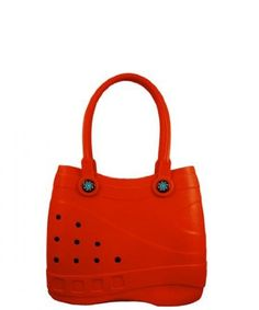 Small Orange Sol Tote - The Coolest Bag Under The Sun ** More info could be found at the image url.